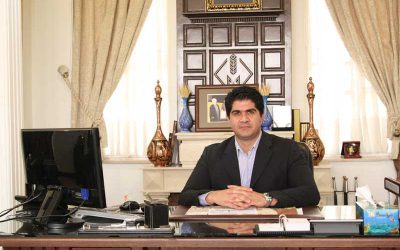 مصاحبه اختصاصی با مدیر عامل شرکت آرد ستاره کردان جناب آقای ملک حسین آقاطاهر
